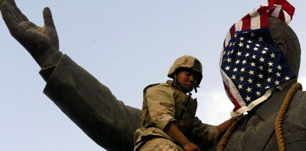 20 mars 2003 : Les États-Unis envahissent l'Irak