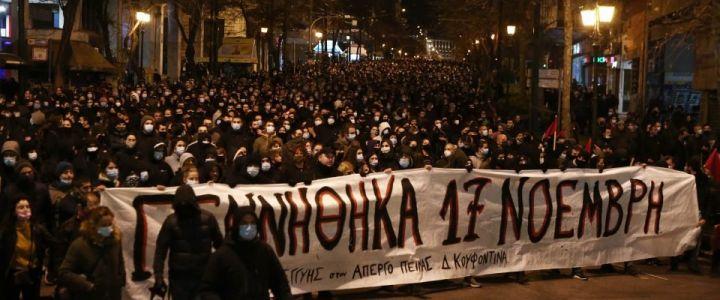 Koufontinas continue son combat, et avec lui le peuple grec