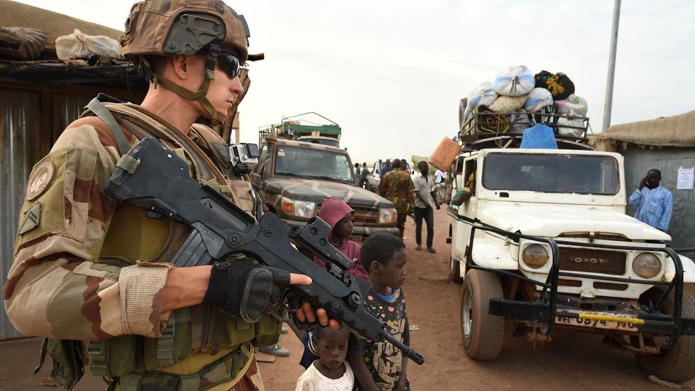 Retrait des troupes françaises du Mali et du Sahel, maintenant !