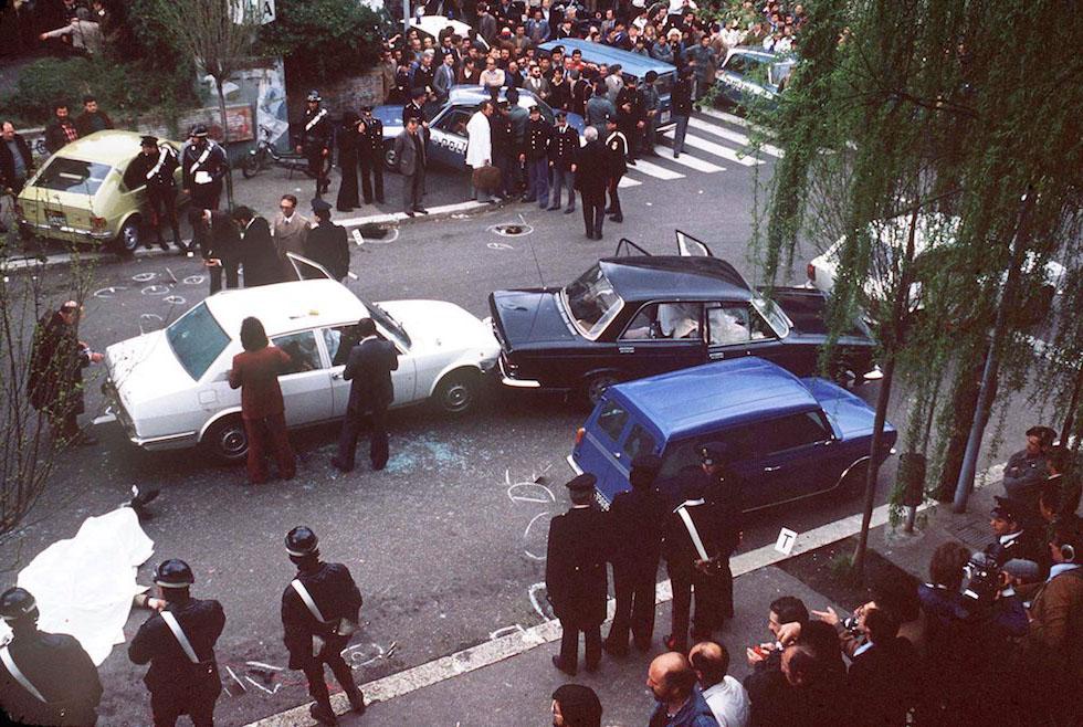 16 mars 1978 : Les Brigades rouges enlèvent Aldo Moro