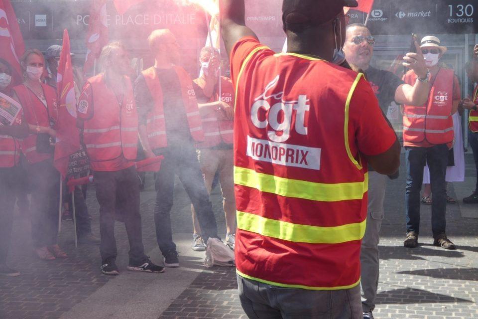 Le prix de la révolte : 30 000 euros d'amendes contre les Monop' en lutte
