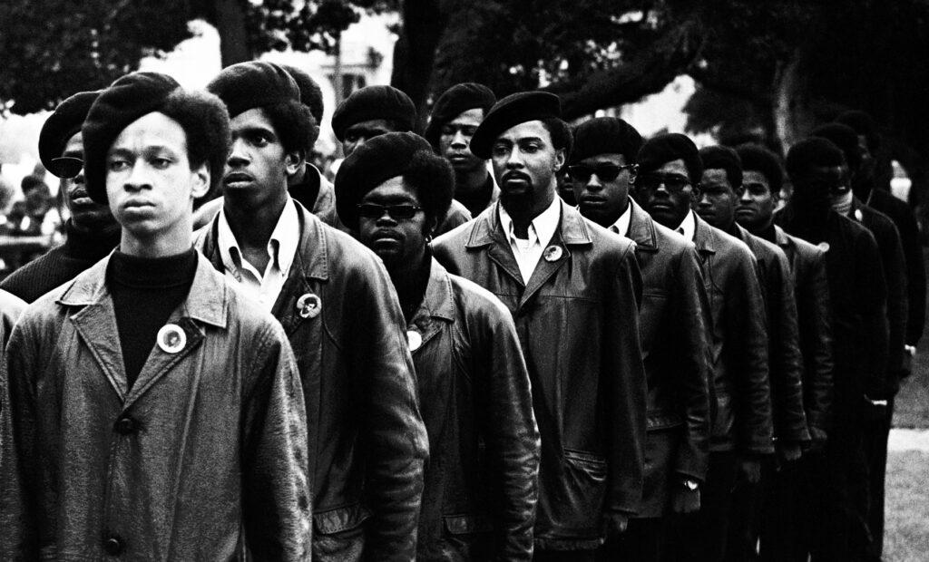 Chip Fitzgerald, militant des Black Panthers, meurt en prison