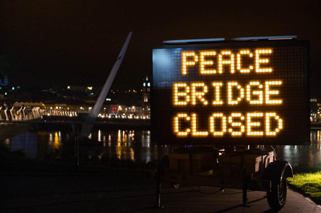 Irlande occupée : Retour aux jours sombres ou début des jours heureux ?