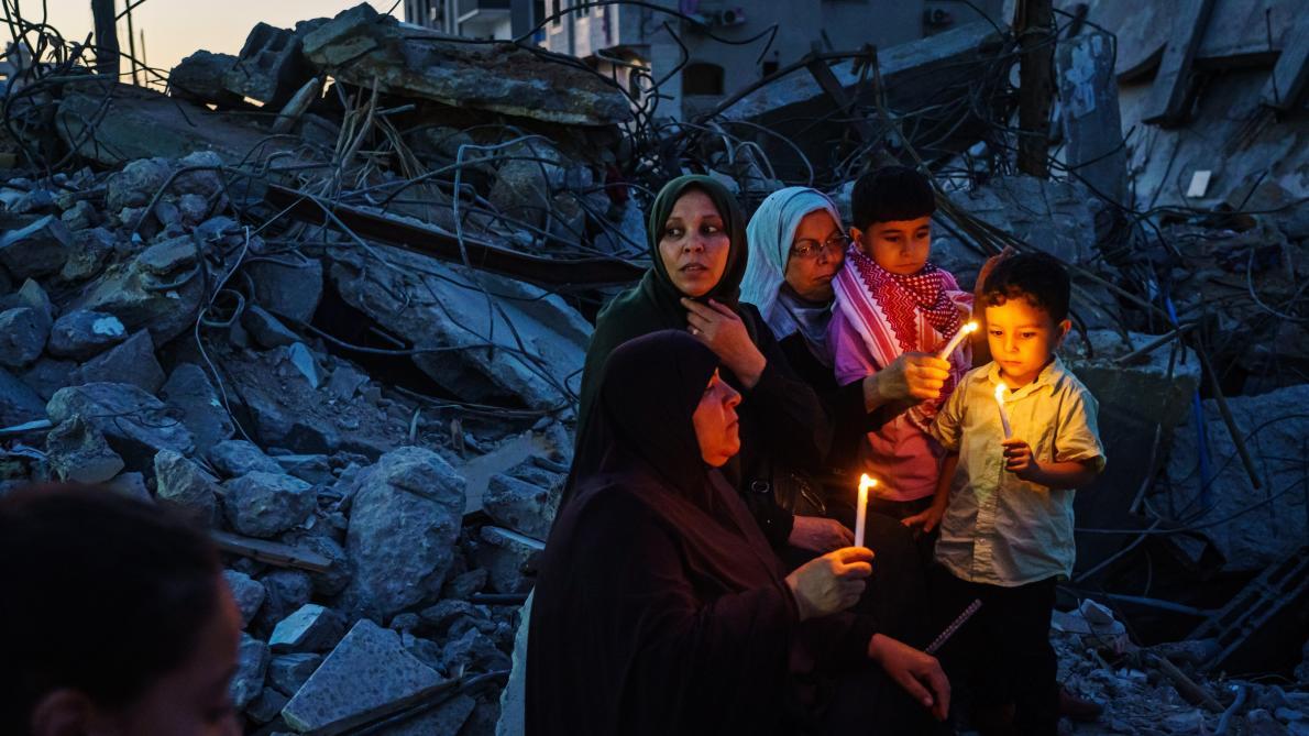 Asad Haider - Terre et existence à Gaza