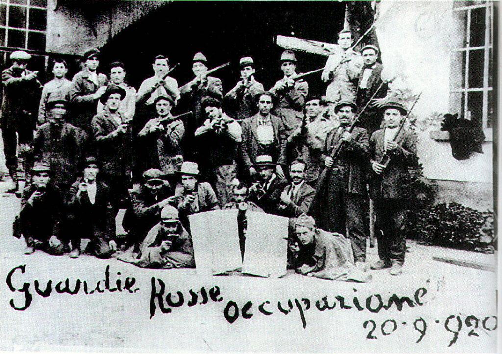 Les Arditi del popolo : des tranchées aux barricades