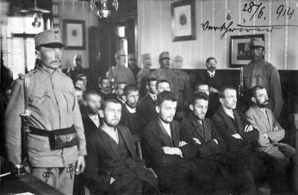 28 juin 1914 : Gavrilo Princip, l'homme qui changea le siècle