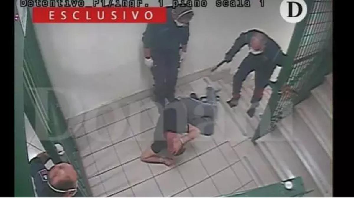 Francesco Piccioni : La « normalité » du carnage en prison