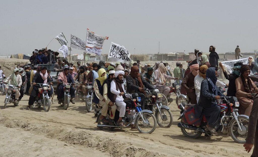 Afghanistan : reconquête talibane et débâcle américaine