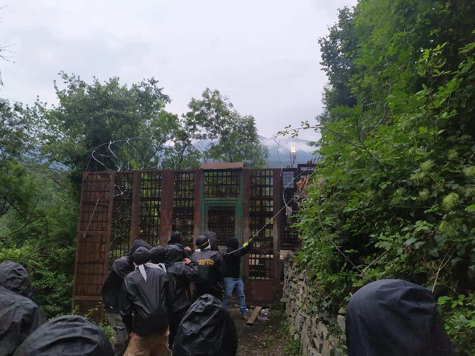 Val de Suse : 10 000 agents ne suffisent pas à arrêter les No Tav