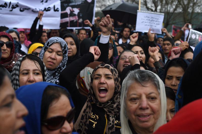L'Afghanistan vu par les femmes de RAWA